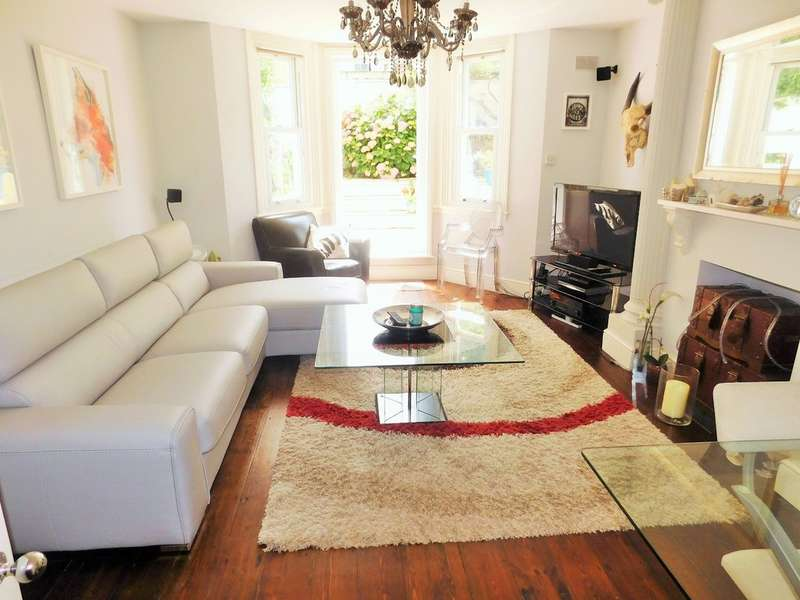 2 Bedrooms Flat for sale in St. Aubyns, Hove