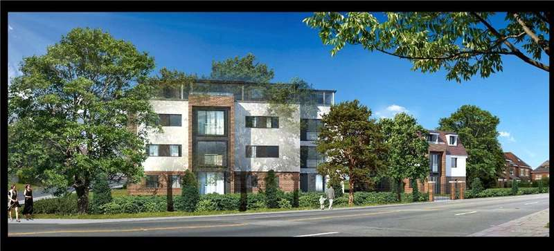2 Bedrooms Flat for sale in Great North Way, Hendon, London, NW4