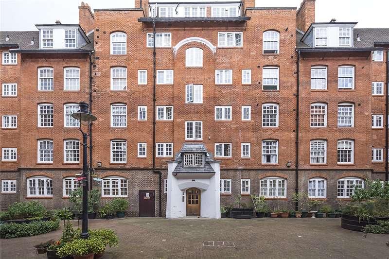 1 Bedroom Flat for sale in Maclise House, Marsham Street, London, SW1P