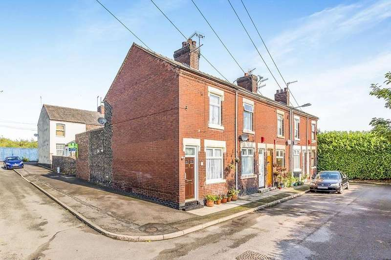 2 Bedrooms Property for sale in Holder Street, Hanley, Stoke-On-Trent, ST1