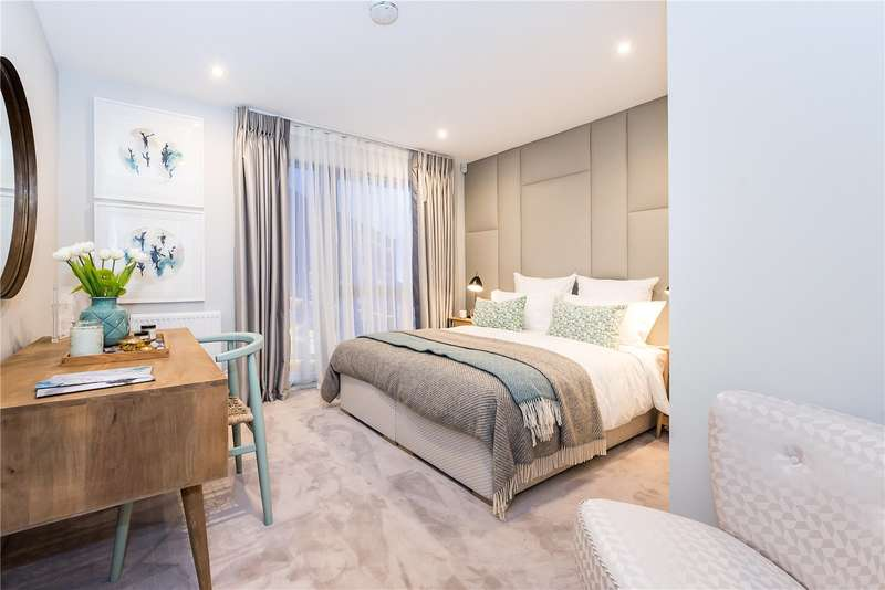 2 Bedrooms Flat for sale in Redwell House, Singapore Road, London, W13