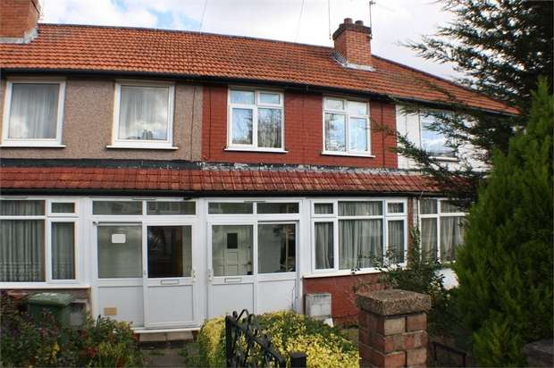 2 Bedrooms Terraced House for sale in Tenby Road, Edgware, Middlesex