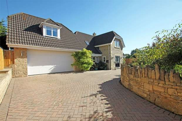 4 Bedrooms Detached House for sale in 26 Dane Rise, Winsley, Wiltshire