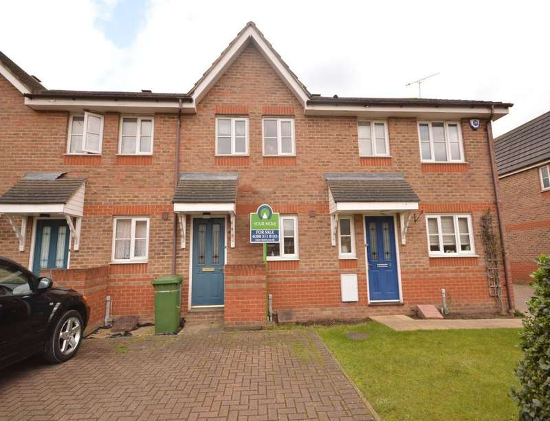 2 Bedrooms Property for sale in Sunningdale Close, North Thamesmead, London, SE28