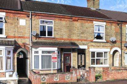 3 Bedrooms Terraced House for sale in Princes Road, Fletton, Peterborough, Cambridgeshire