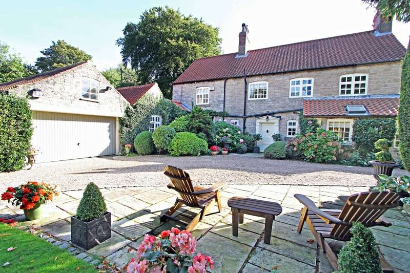 4 Bedrooms Detached House for sale in Lion Cottage, Firbeck.
