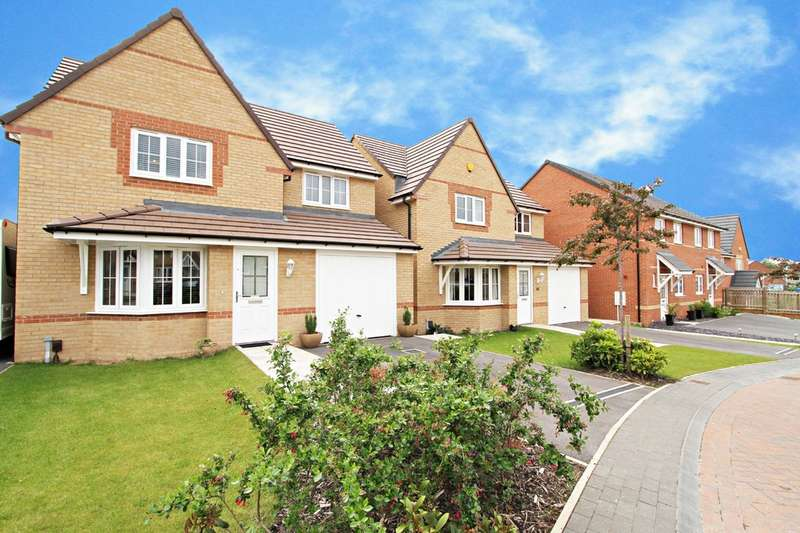 3 Bedrooms Detached House for sale in Friends Close, Thurcroft