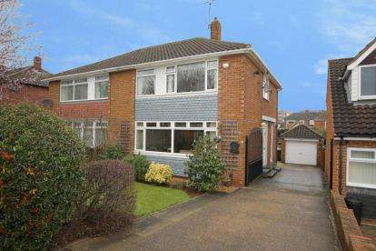 3 Bedrooms Semi Detached House for sale in Newman Road, Rotherham, South Yorkshire