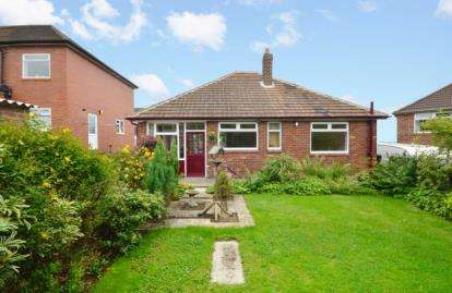 2 Bedrooms Bungalow for sale in Allendale Road, Rotherham, South Yorkshire