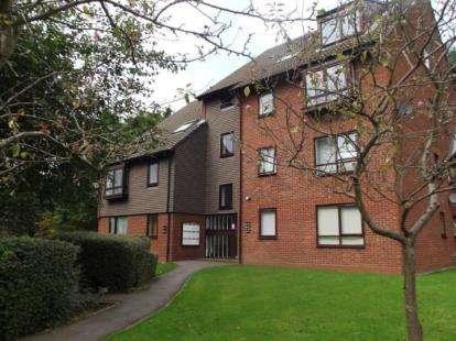 2 Bedrooms Flat for sale in Griffin Gardens, Harborne, West Midlands