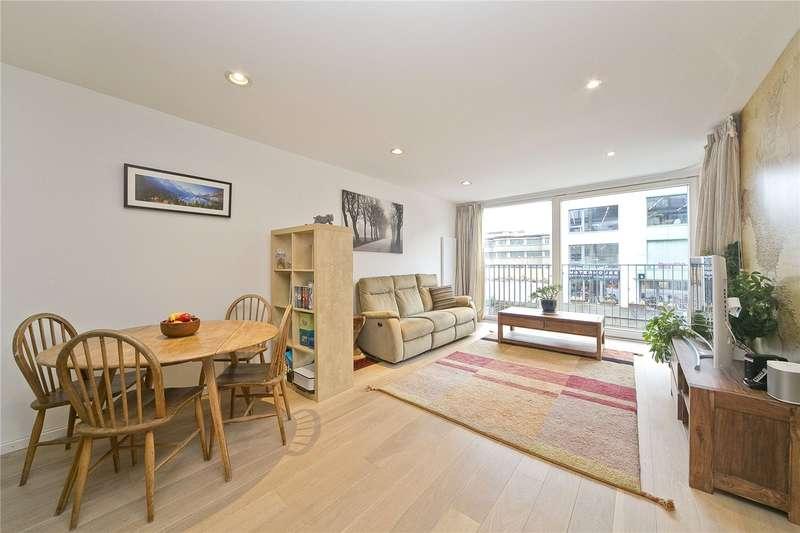 1 Bedroom Flat for sale in Hertford Road, Hackney, N1