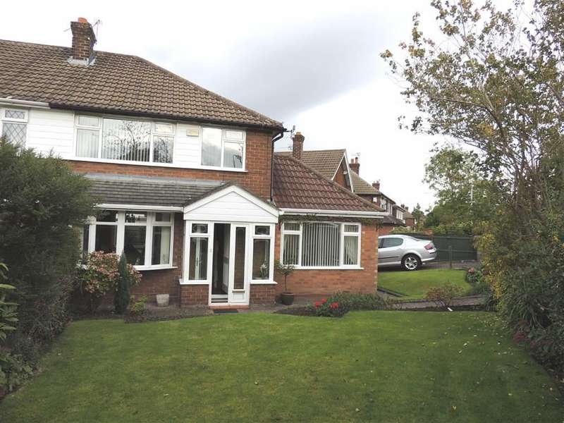 3 Bedrooms Property for sale in Needwood Road, Woodley, Stockport