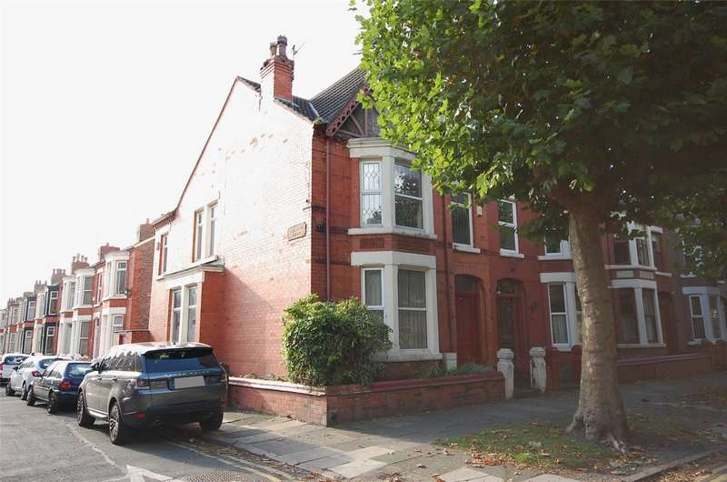 5 Bedrooms Terraced House for sale in Dovedale Road, Mossley Hill, Liverpool, L18