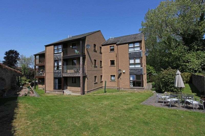 2 Bedrooms Flat for sale in 2 Fairways, Musselburgh