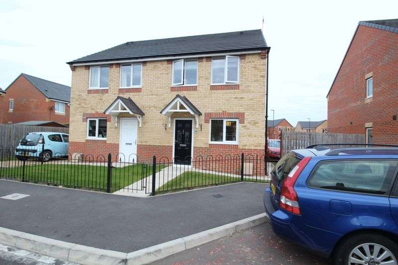 3 Bedrooms Semi Detached House for sale in Gerald Street, South Shields
