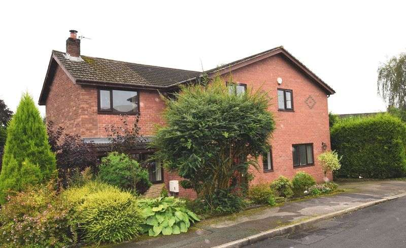 5 Bedrooms Detached House for sale in Lower Mead, Bromley Cross, Bolton, BL7 ## 5 BEDS, EXTENDED, CUL DE SAC, EN SUITE ##