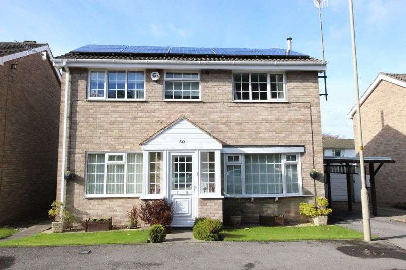 3 Bedrooms Detached House for sale in Parkfield Gardens, Scarborough