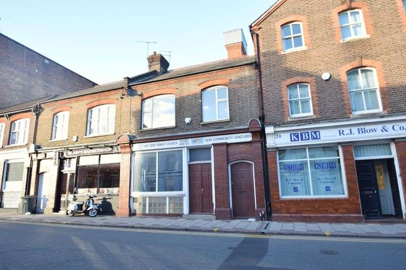 1 Bedroom Flat for sale in Guildford Street, Luton