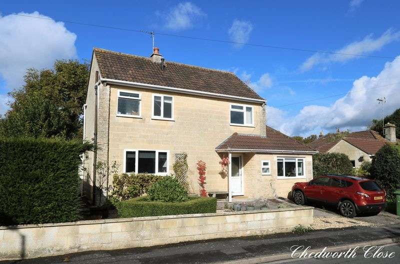3 Bedrooms Detached House for sale in Chedworth Close, Claverton Down, Bath