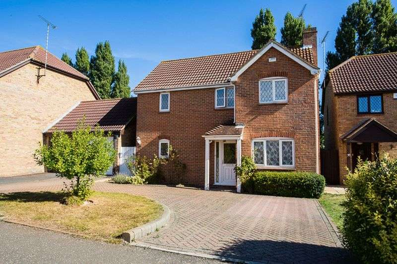3 Bedrooms Detached House for sale in Shillingstone, Bishopsteington