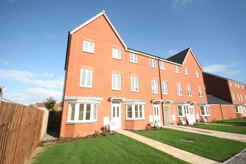 4 Bedrooms House for sale in Plot 319 'The Nightingales', North Petherton