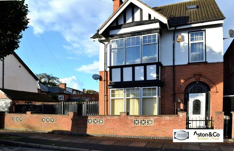 5 Bedrooms Detached House for sale in Windsor Avenue Belgrave Leicester LE4 5DT