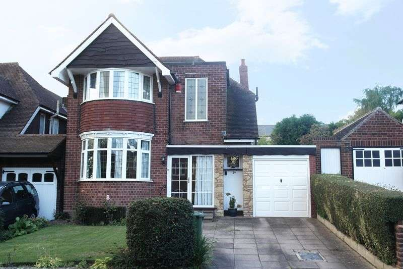 3 Bedrooms Detached House for sale in Boscobel Road, Walsall