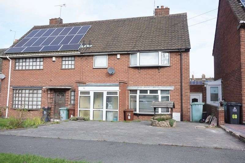3 Bedrooms Semi Detached House for sale in Jerome Road, Walsall