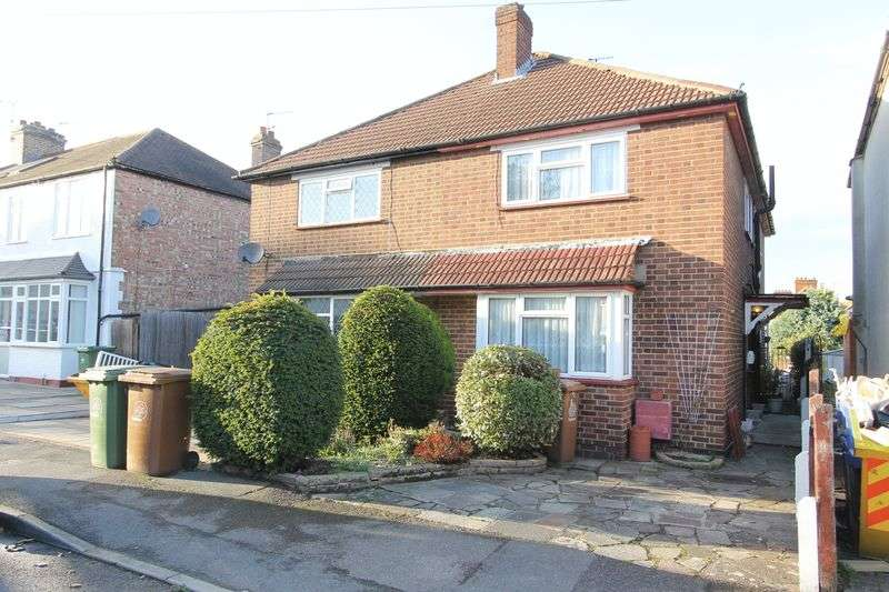 3 Bedrooms Semi Detached House for sale in St. Albans Road, Sutton