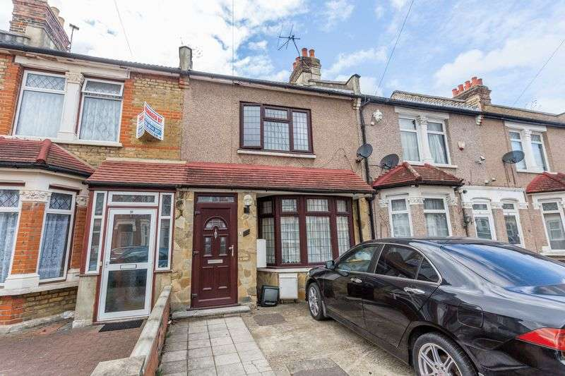 4 Bedrooms Terraced House for sale in Sandyhill Road, Ilford