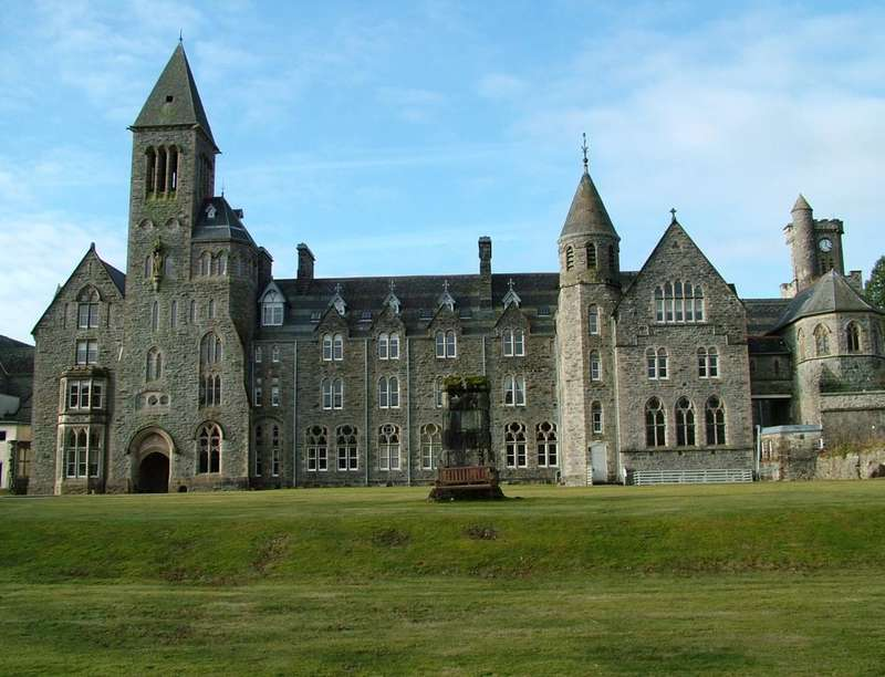 1 Bedroom Flat for sale in St Benedicts Abbey, Fort Augustus, PH32