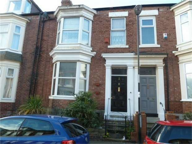 4 Bedrooms Terraced House for sale in Otto Terrace, Sunderland, Tyne and Wear