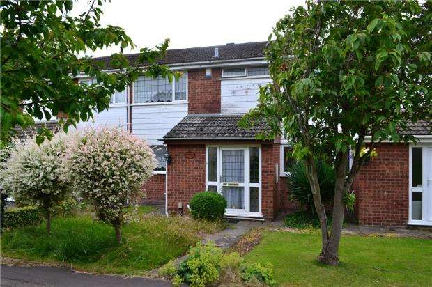 3 Bedrooms Terraced House for sale in Blandford Drive, Walsgrave, Coventry, West Midlands
