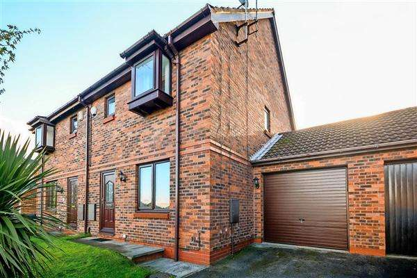 3 Bedrooms Semi Detached House for sale in Ibbeteson Drive, Morley, Leeds