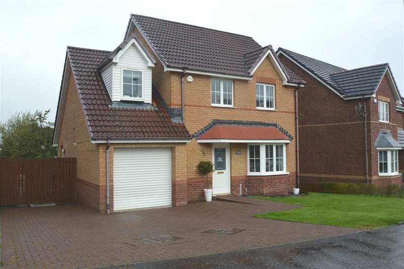 4 Bedrooms Detached House for sale in Alford Avenue, Westcraigs, Blantyre