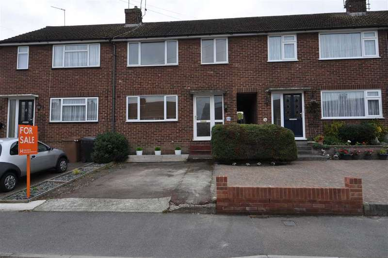 3 Bedrooms Terraced House for sale in St Anthony's Drive, Chelmsford