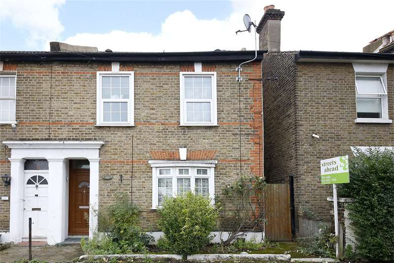 3 Bedrooms End Of Terrace House for sale in Neville Road, Croydon