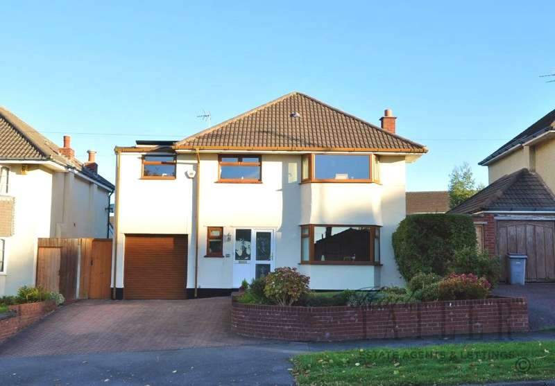 5 Bedrooms Detached House for sale in Black Horse Hill, West Kirby, Wirral