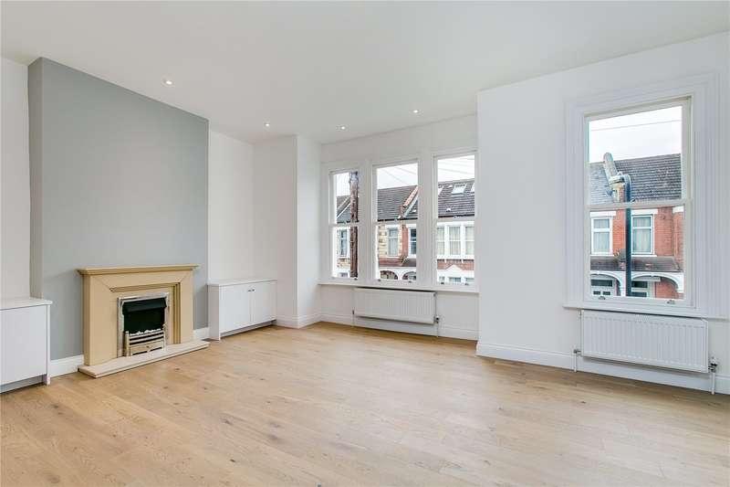 3 Bedrooms Flat for sale in Hazelbourne Road, London, SW12