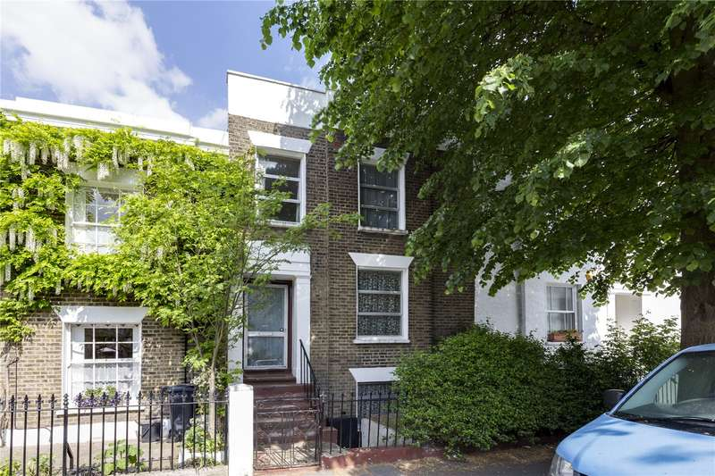 3 Bedrooms Terraced House for sale in Clapham Manor Street, London, SW4