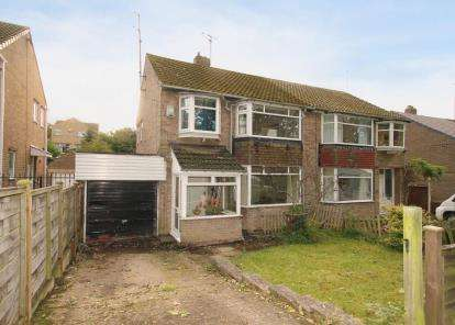 3 Bedrooms Semi Detached House for sale in Longford Drive, Sheffield, South Yorkshire