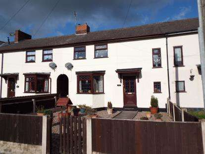 3 Bedrooms Terraced House for sale in Lichfield Road, Brownhills, Walsall, West Midlands