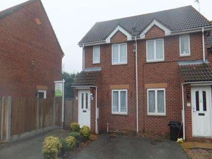 2 Bedrooms Semi Detached House for sale in Frating, Colchester, Essex