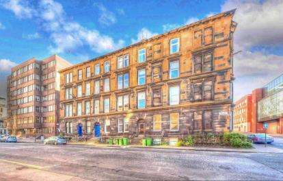 4 Bedrooms Flat for sale in Holland Street, Charing Cross