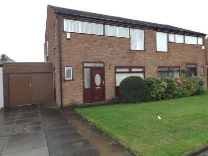 3 Bedrooms Semi Detached House for sale in Alscot Avenue, Fazakerley, Liverpool, Merseyside, L10