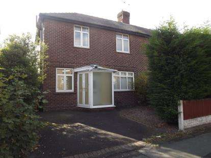 3 Bedrooms Semi Detached House for sale in Sutton Way, Great Sutton, CH66