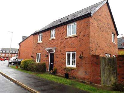 4 Bedrooms Detached House for sale in North Croft, Atherton, Manchester, Greater Manchester, M46