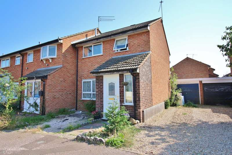3 Bedrooms Semi Detached House for sale in Chestnut Avenue, Spixworth