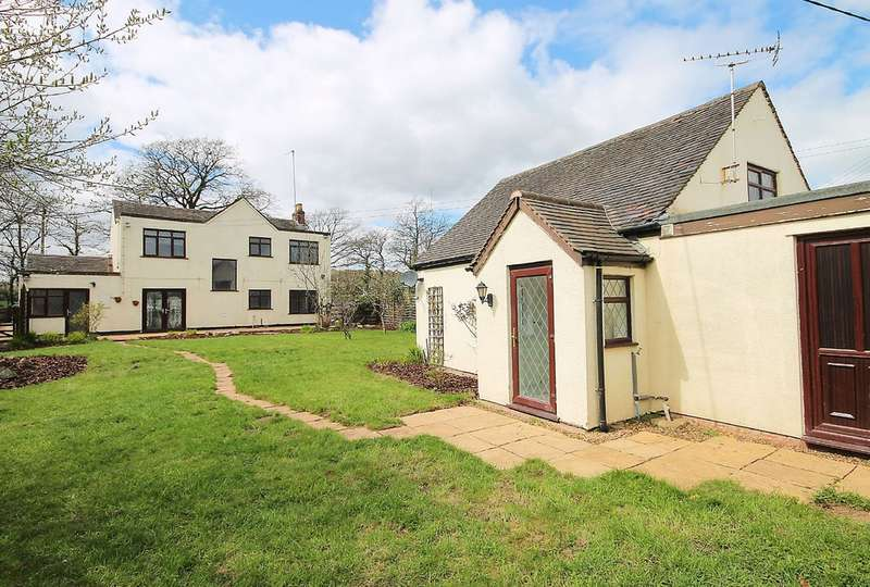 4 Bedrooms Detached House for sale in The Bodnetts, Plantation Lane, Hopwas, B78 3AU