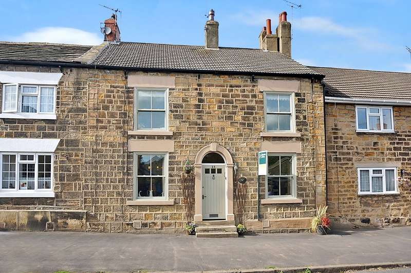 3 Bedrooms Cottage House for sale in Main Street, Thorner, LS14